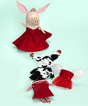 Olivia 9-inch Doll with Wardrobe Set