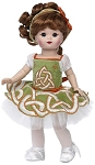 Celtic Dancer 8 inch Maggie Doll