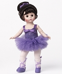 Pirouette in Purple