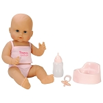 Emma Drink & Wet Bath Baby Doll