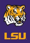 Louisiana State University Garden Flag
