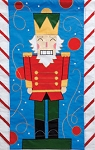 Nutcracker Sweet Garden Flag
