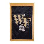 Wake Forest University House Flag
