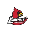 University of Louisville Garden Flag