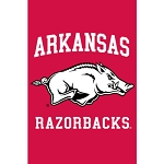 University of Arkansas Garden Flag