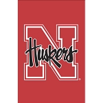University of Nebraska Garden Flag