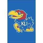 University of Kansas Garden Flag