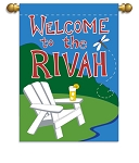 Welcome to the Rivah Garden Flag
