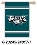 Philidelphia Eagles House Flag
