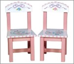Tea Party 2 Extra Chairs Set