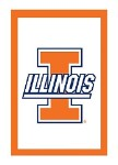 University of Illinois House Flag