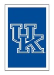 University of Kentucky House Flag