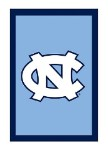 University of North Carolina House Flag