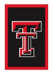 Texas Tech University House Flag