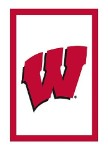 University of Wisconsin House Flag