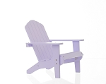 Doll Adirondack Chair - Lavander