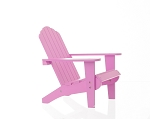 Doll Adirondack Chair - Pink