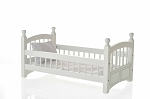 Doll Single Bed - Victorian Style