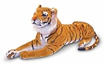 Giant Tiger Plush