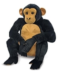 Giant Chimpanzee Plush
