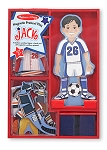 Jack Magnetic Dress-Up Set