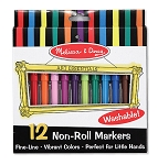 Non-Roll Marker Set