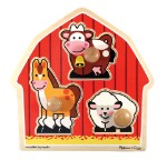 Barnyard Animals Puzzle