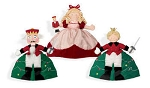 Topsy Turvy Clara, the Nutcracker, and the Prince