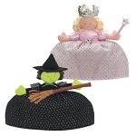 Good Witch Bad Witch Topsy Turvy