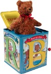 TEDDY BEAR IN BOX