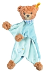 Sleep Well Bear Comforter - Blue