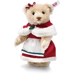 Steiff Mrs Claus Teddy Bear EAN 021640