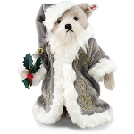 Steiff Musical Christmas Teddy Bear EAN 021671