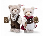 Steiff Hansel and Gretel Set