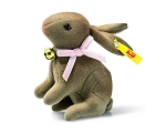 Steiff Hazel Rabbit Brown EAN 033032 - 4 inch (11cm)