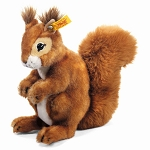 Steiff Niki Squirrel 8.3 inches