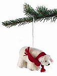 POLAR BEAR ORNAMENT EAN 667107