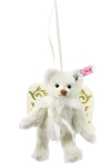 White Angel Ornament by Steiff