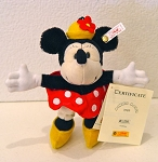 Steiff Minnie Ornament EAN 651649