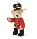 Steiff Teddy Nutcracker Ornament EAN 034244