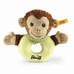 Steiff Jocko Monkey Grip Toy EAN 240171