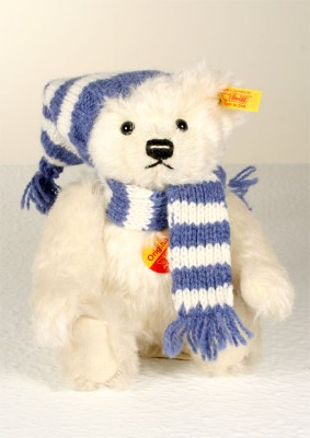 "TEDDY BEAR ""WINTER"" EAN 028205"