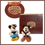 Steiff Japan Mickey & Minnie EAN 652769