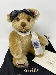 Steiff Orville the Wright Brothers Bear 667022 Mohair