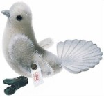 STEIFF DOVE ORNAMENT EAN 667497