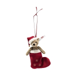 Steiff Teddy Bear Ornament EAN 006043 4.5