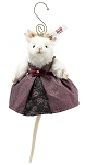 Mouse Queen Ornament EAN 006951