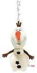 Steiff Disney Frozen Olaf Ornament Mohair 6.3 inches