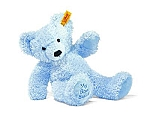 My First Steiff Teddy Blue