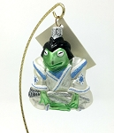Patricia Breen Samuri Frog Tree Ornament
